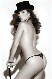 Alicia Machado - tits and ass