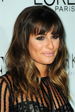 Lea Michele Elle's Women in Hollywood Tribute at the Four Seasons Hotel in Beverly Hills - October 15, 2012