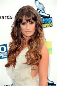 Lea Michele - 2012 Do Something Awards in Santa Monica - August 19, 2012