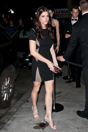 Ashley Greene at the Boom Boom Room in New York City on July 5, 2012