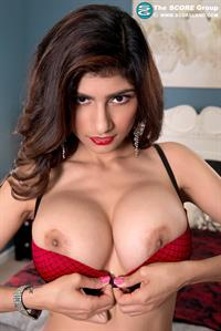 Mia Khalifa - breasts