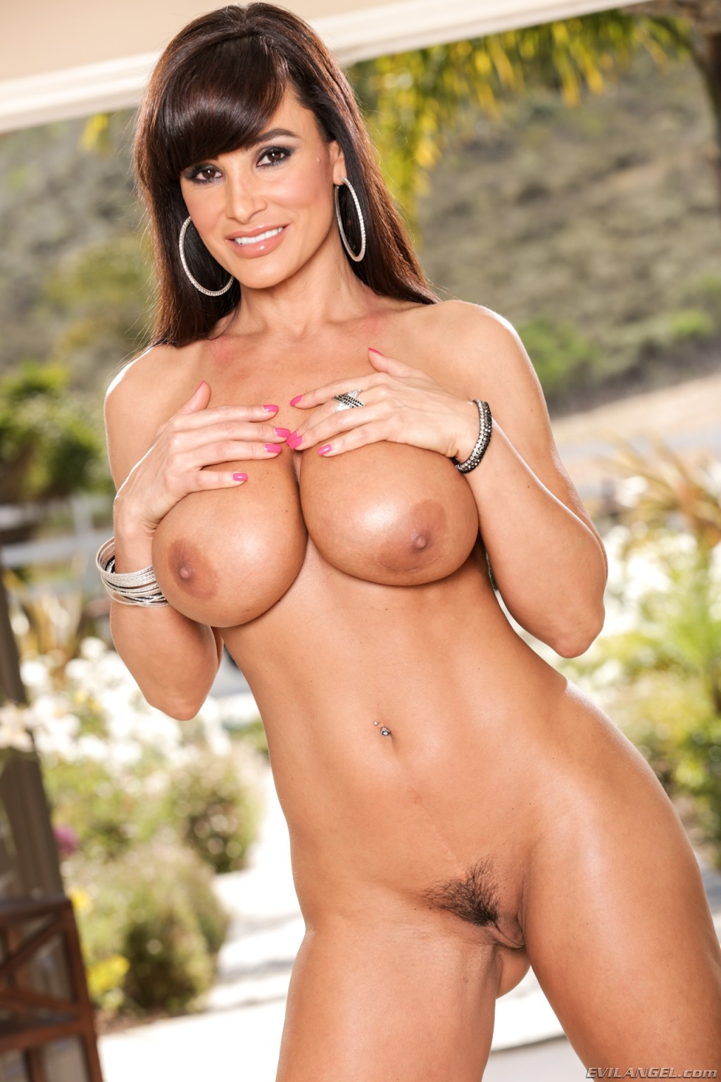Lisa ann naked blowjob