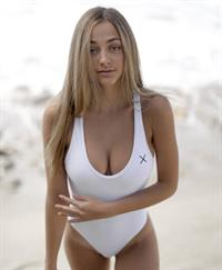Cat Kennedy in a bikini