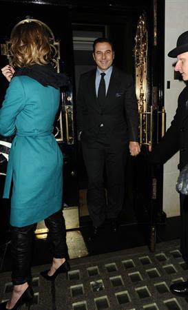 Kate Beckinsale out for dinner at Scott's Restaurant in London February 18-2013