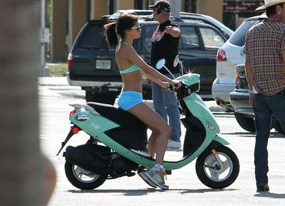 Selena Gomez in a bikini