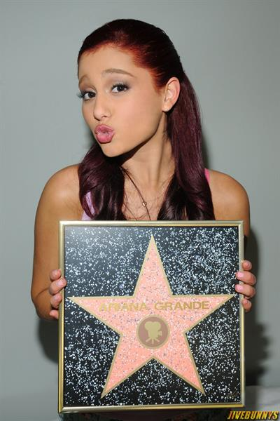Ariana Grande photoshoot in Los Angeles