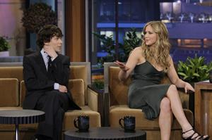 Jennifer Lawrence on The Tonight Show with Jay Leno on February 2, 2011