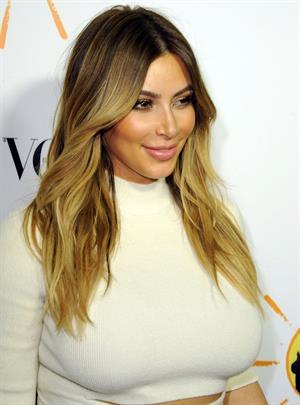 Kim Kardashian Dream For Future Africa Foundation Gala -- Beverly Hills, Oct. 24, 2013