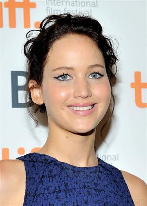 Jennifer Lawrence The Place Beyond Pines Premiere at Toronto International Film Festival - September 7 2012