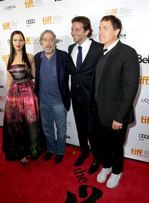 Jennifer Lawrence - The Silver Linings Playbook Premiere at Toronto International Film Festival (September 8, 2012)