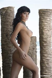 Vanessa Arias naked in Playboy Mexico