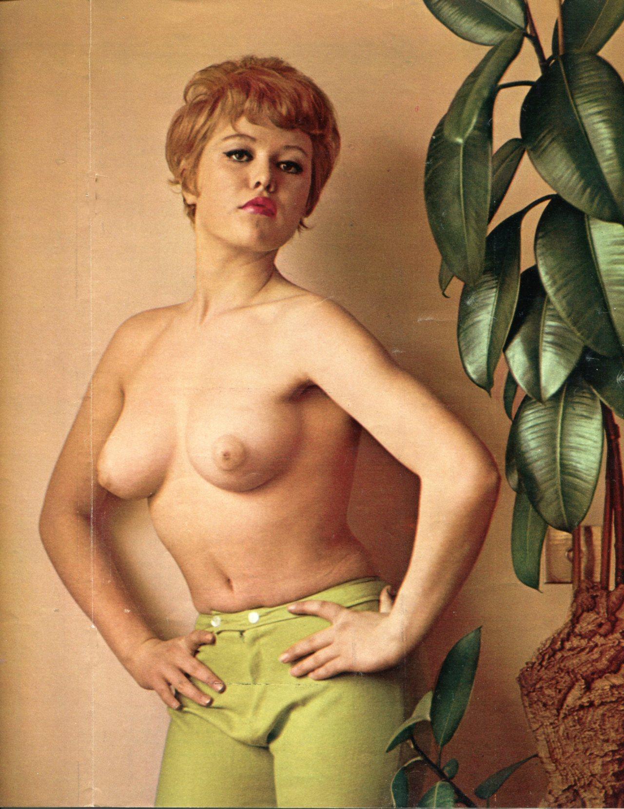 Margaret nolan nude