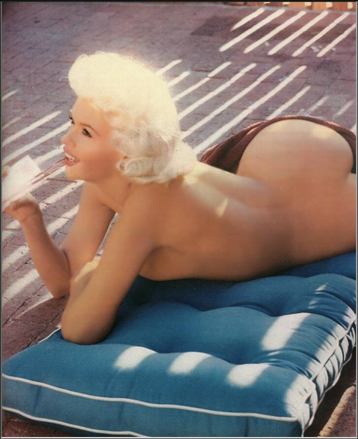 Not know. porn jayne mansfield something is