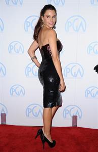 Sofia Vergara 23rd Annual Producers Guild Awards on January 21, 2012