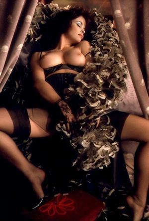 Vintage Playboy Playmate Barbara Edwards