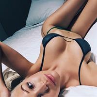 Amy-Jane Brand in a bikini