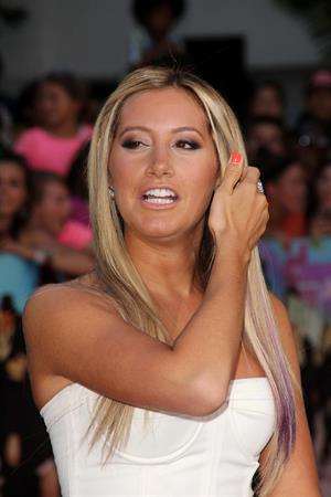Ashley Tisdale Step Up Revolution premiere in Toluca Lake on July 17, 2012