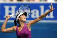 Ana Ivanovic - breasts