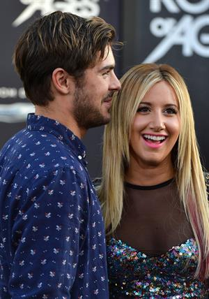 Ashley Tisdale -  Rock Of Ages  Premiere in Los Angeles (June 8, 2012)