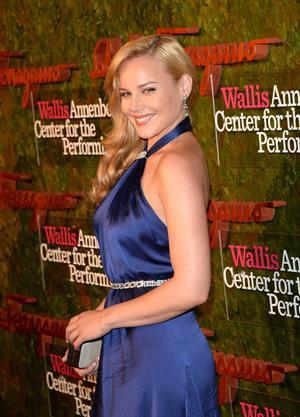 Abbie Cornish Wallis Annenberg Performing Arts Gala in Beverly Hills, October 17, 2013