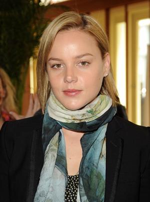 Abbie Cornish Women's Filmmaker Brunch hosted by Ebel during the 2010 Tribeca Film Festival on April 27, 2010