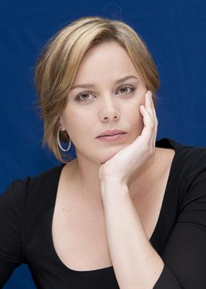 Abbie Cornish Sucker Punch press conference portraits by Armando Gallo in Los Angeles March 19, 2011