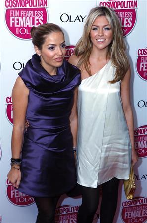 Abigail Clancy Cosmopolitan Fun Fearless Females event