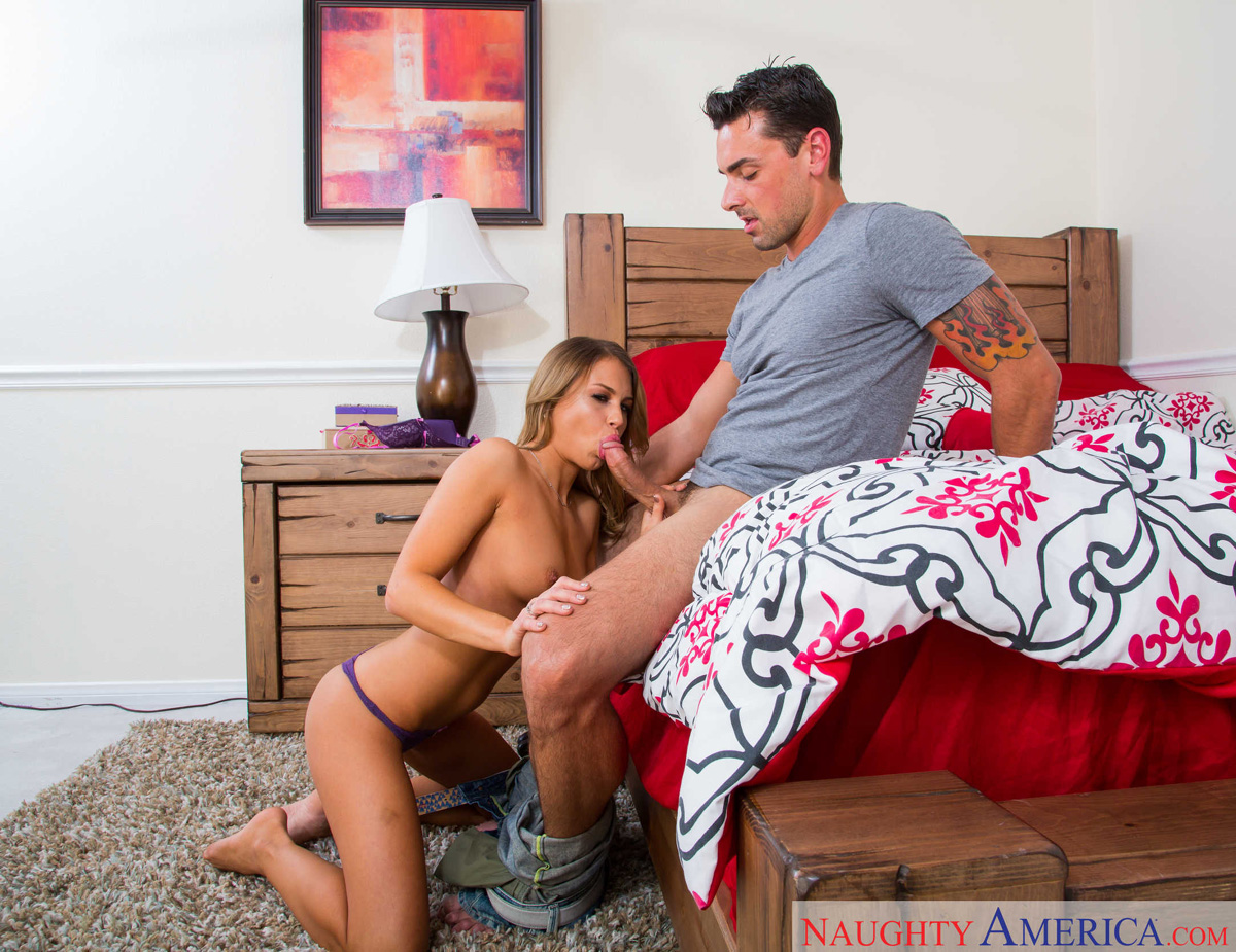 Kendall Kayden For Naughty America My Dads Hot Girlfriend