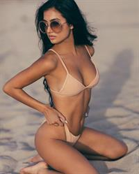Raquel Natasha in a bikini