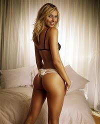 Stacy Keibler in lingerie - ass