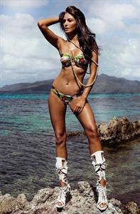 Karen Lima in a bikini