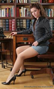 Office Fantasy - Katie 1