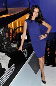 Adriana Lima IWC Schaffhausen Top Gun Gala on January 17, 2012