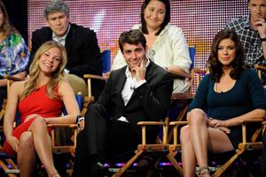 Adrianne Palicki lone star panel at the Fox Summer TCA Tour 2/8/2010
