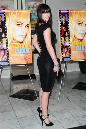 Adrianne Palicki Elektra Luxx premiere in Los Angeles March 4, 2011
