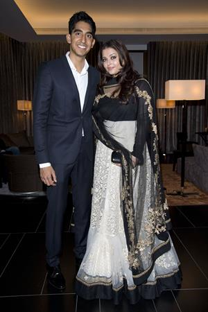 Aishwarya Rai at the Bulgari Hotel and Residences official opening London on June 14, 2012