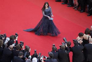 Aishwarya Rai Cosmopolis Premiere 65th Cannes film festival on May 25, 2012