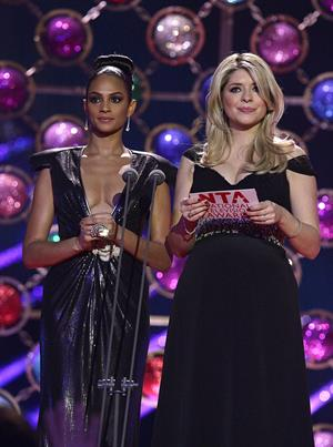 Alesha Dixon - National Television awards - 26th Jan 2011