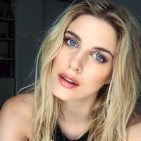 Ashley James taking a selfie