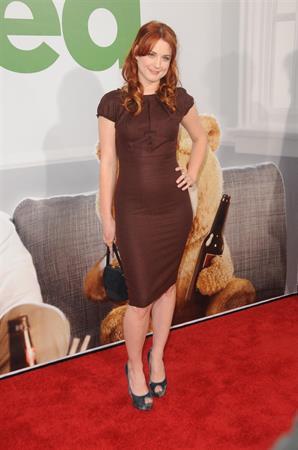 Alexandra Breckenridge Premiere of Universal Picture's Ted