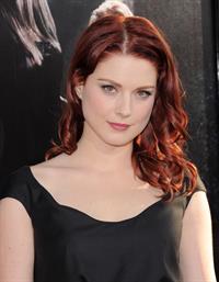 Alexandra Breckenridge attends the 4th season premiere for HBO's True Blood on June 21, 2011