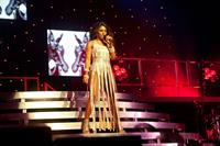 Alexandra Burke Belfast Waterfront January 2011