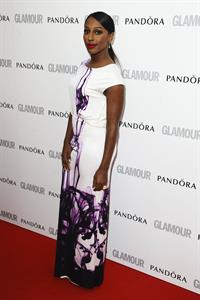 Alexandra Burke attending the Glamour Women of the Year Awards on June 29, 2012