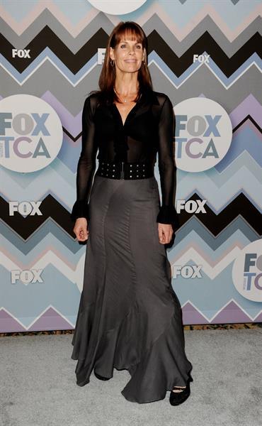Alexandra Paul 2013 TCA Winter Press Tour - FOX All-Star Party (Jan 8, 2013)