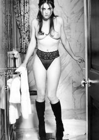 Elizabeth Hurley - breasts