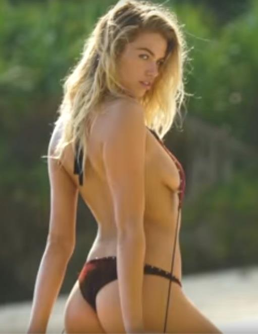 Hailey Clauson Sports Illustrated Swimsuit 2017