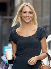 Ali Bastian on Daybreak - August 12, 2011