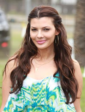Ali Landry 21st a time for heroes celebrity picnic in Los Angeles on June 16, 2010