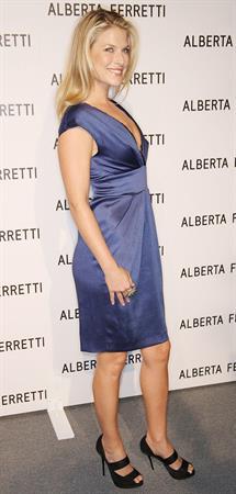 Ali Larter attends Alberta Ferretti Boutique Opening in Los Angeles