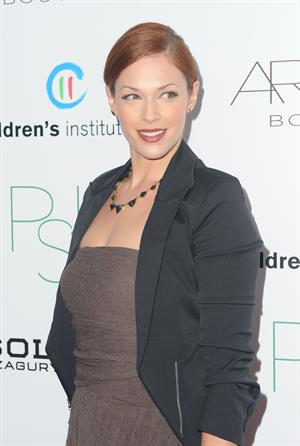Amanda Righetti 2nd annual autumn party at the London Hotel on October 26, 2011